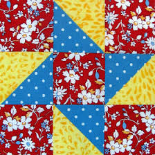 I found this New Home block in 5,500 Quilt Block Designs by Maggie ... & I found this New Home block in 5,500 Quilt Block Designs by Maggie Malone  and drafted Adamdwight.com