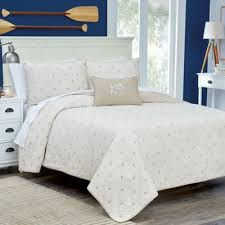 Buy Nautical Quilts from Bed Bath & Beyond & Southern Tide® Skipjack Reversible Full/Queen Quilt in Stone Adamdwight.com