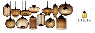 replica lighting. NICHE MODERN Style Replica Lighting