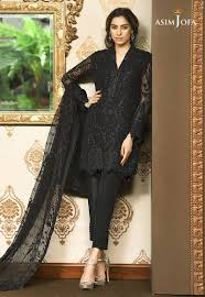 Black Frock Design 2018 30 Trending Party Outfits For Pakistani Girls 2019