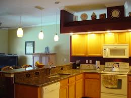 nice kitchen lighting design