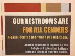 Gender Neutral Bathrooms UUAorg - Restroom or bathroom