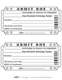 free ticket design template free printable event ticket templates free printables online