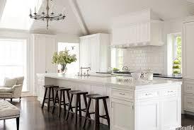 All White Kitchen Designs Decor Best Decorating Ideas