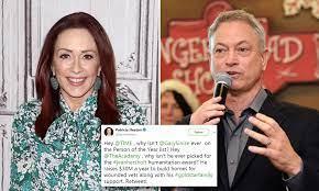 Patricia Heaton calls for actor Gary ...