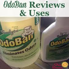 odoban odor eliminator reviews uses
