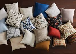Custom Pillows to match your drapery and shades
