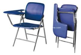 blue school chair. Folding Stacking Classroom Student School Chair With Writing Tablet (7101) Blue S