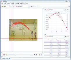 Basketball Tracker 1 Modeling The Basketball Throw Using Tracker Video Analysis