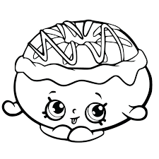 Coloring Pages To Print Of Soda Pops Chef Club Shopkins Coloring