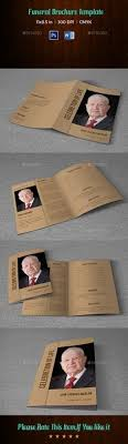 Memorial Pamphlet Template Memorial Pamphlets Free Templates Lovely ...