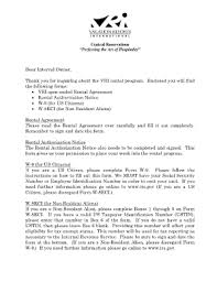 Vacation Rental Agreement Florida Forms And Templates - Fillable ...