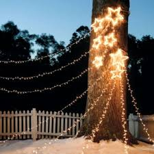outdoor lights for your trees