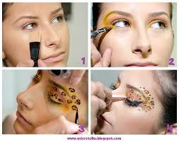 tendência print makeup unhas produtos tudo make