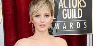Jennifer Lawrence New Hair Style sexiest look of jennifer lawrence in new hair style actress hd 4021 by wearticles.com