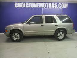 2002 Used Chevrolet Blazer 4X4 4DR GREAT IN SNOW GOOD TIRES at ...