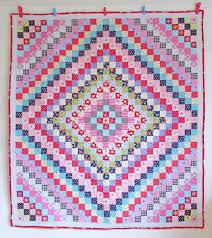 Trip Around The World Quilt Pattern Amazing Helen Philipps Trip Around The World Quilt
