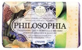 <b>Мыло</b> кусковое Nesti Dante <b>Philosophia Cream</b> — купить по ...
