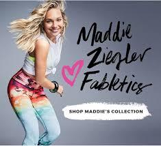 Fabletics x Maddie Ziegler Limited ...