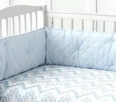 flax linen chevron baby bedding sets pottery barn kids nursery australia bright border linen baby bedding