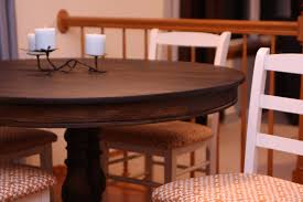How to refinish a dining room table Shabby Chic Refinished Dining Room Table And Chairs Jadasinfo Decorating The Dorchester Way Refinished Dining Room Table And Chairs