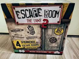 Puzzelen met Escape Room The Game 2 ...
