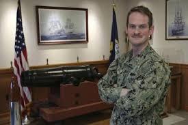 Meridian Native Attending Navy Surface Warfare Officers School
