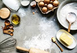 Baking Ingredients Copy Space Royalty Free Stock Photo 94819