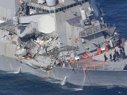 Resultado de imagem para USS Fitzgerald
