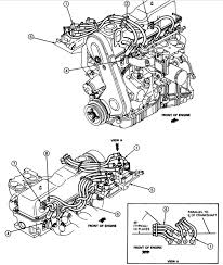 1998 ford ranger 2 5l the spark plugs (8) and need a diagram spark plug wires autozone at Spark Plugs Diagram