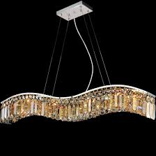 modern rectangular crystal chandelier modern crystal chandelier rectangular home design ideas