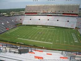 Jordan Hare Interactive Seating Chart Jordan Hare Stadium View From Upper Level 109 Vivid Seats