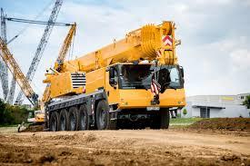 Ltm 1100 5 2 Mobile Crane Liebherr