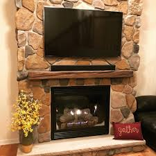 Building a Fireplace: Easier Than it Sounds | Faux Wood Workshop