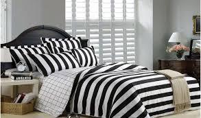 stripe bedding pillowcases duvet cover quilt cover set twin full queen king size