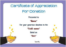 Donation Certificate Template Magnificent Church Certificates Templates New Certificate Of Appreciation For