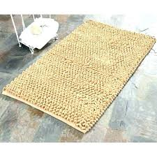 lovely machine washable rug saffron bath cotton and microfiber size inch round loop bubbles pattern rugs