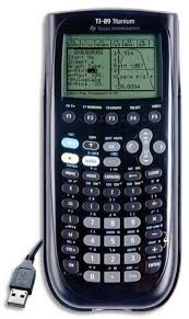 details about ti 89 titanium programmable graphing calculator