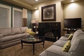 brown carpet living room grey