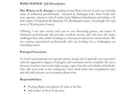 cover letter enchanting resume job description server cover letter free line server job descriptionline server job food server job description