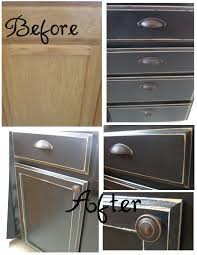 To Redo Kitchen Cabinets Kitchen Cupboard Makeover Step By Step Tutorial On How She