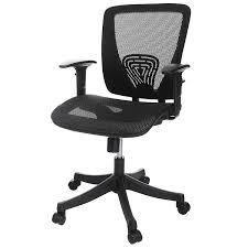 Amazon.com: Homdox Mid Back Ergonomic Mesh Office Chair with ...