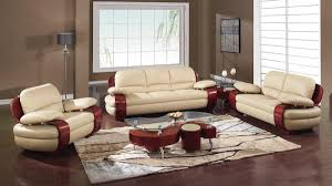 Modern Leather Living Room Set Leather Sofa Sets Belgravia Recliner 3 2 Seater Leathaire Manual