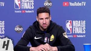 Klay Thompson Full Interview - Game 5 ...