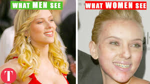 what men and women find attractive