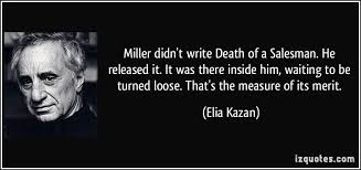 Death Of A Salesman Quotes Impressive Death Salesman Important Quotes On QuotesTopics