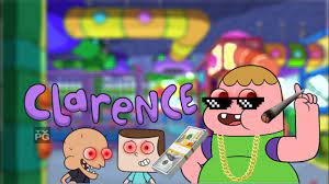 CLARENCE IN THE HOOD 😂 - YouTube