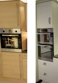 double oven 2 drawers single oven 1 drawer