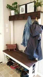 Bench And Coat Rack Combo Bench And Coat Rack Combo Entryway Mudroom Inspiration Ideas Coat 17