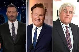 Jimmy Kimmel Slams Jay Leno In Farewell to Conan O'Brien - R6Nationals